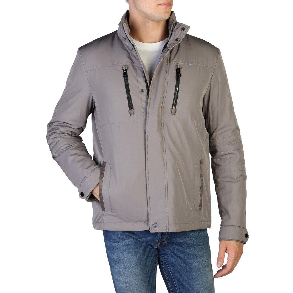 Geox Men's Jacket Grey M9420GT2585 - grey 58