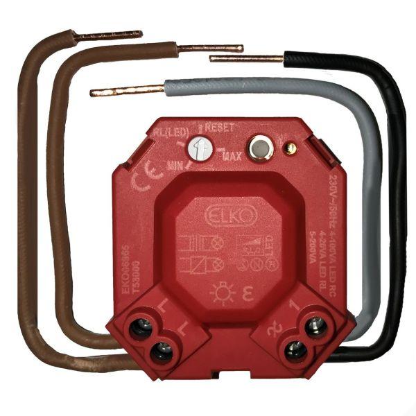 Elko EKO06965 Dimmerpuck 2-tråds, 100 W, LED
