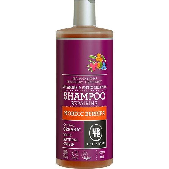Nordic Berries, 500 ml Urtekram Shampoo