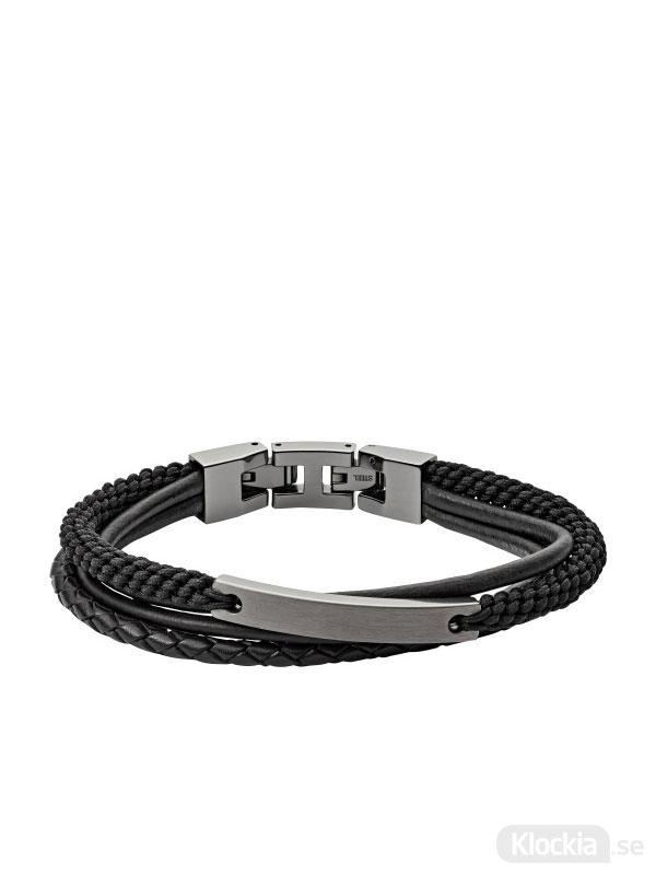 Herrsmycke FOSSIL Armband Vintage Casual JF03185793