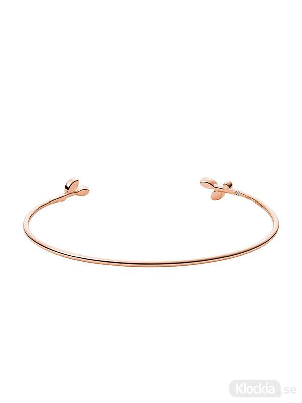 FOSSIL Armband Vintage Glitz - Rosé JF03699791 - Damsmycke