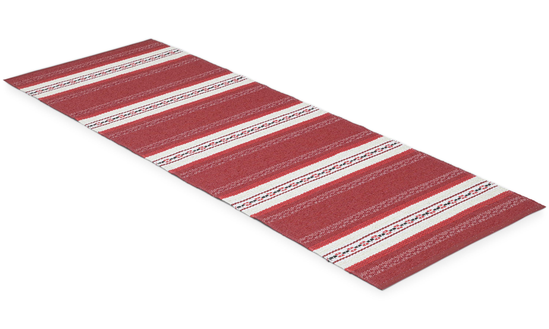Astor rød - plastteppe