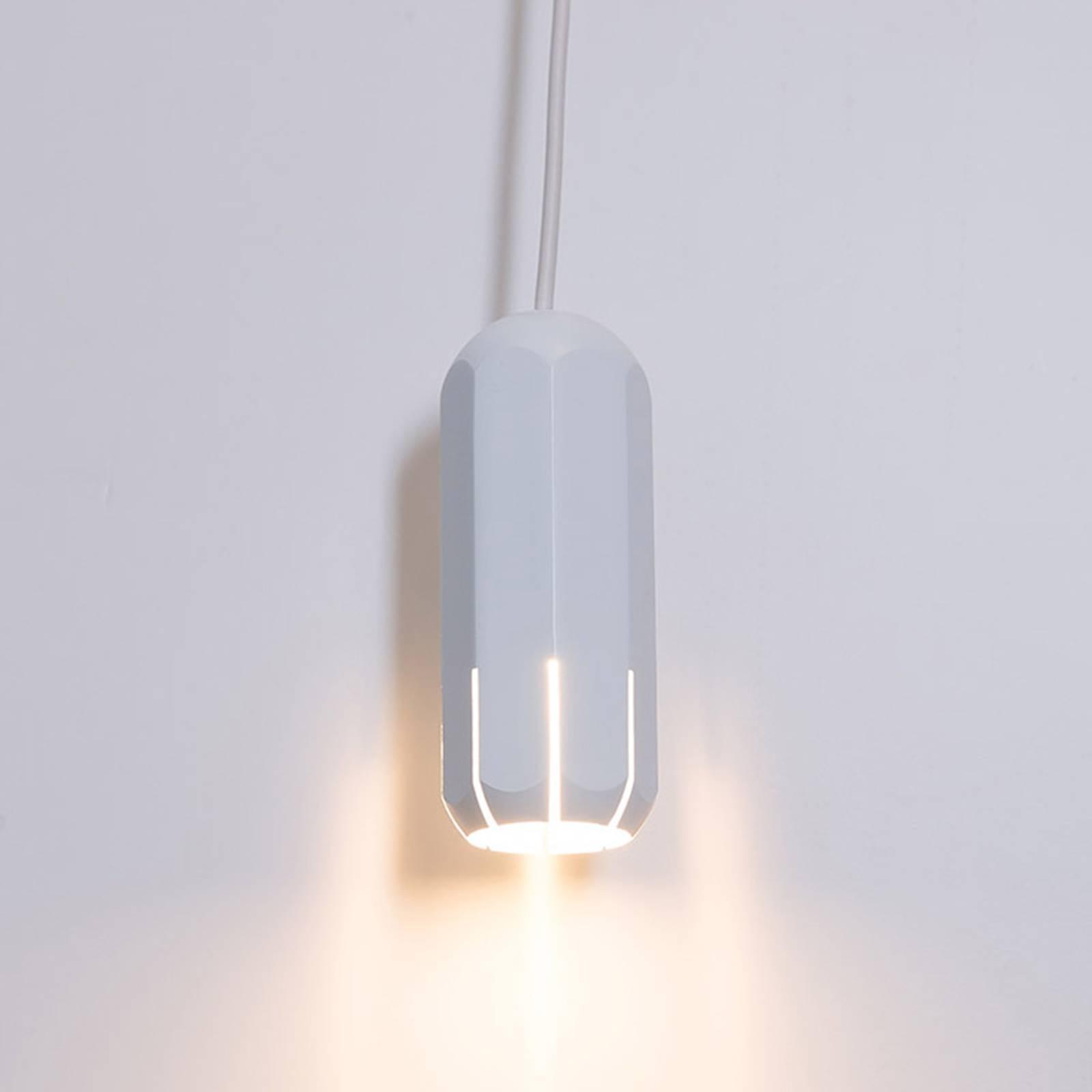Innermost Brixton Spot 11-LED-riippuvalo valkoinen