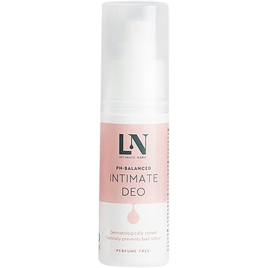 LN Intimate Deo, Ellen Intiimihygienia