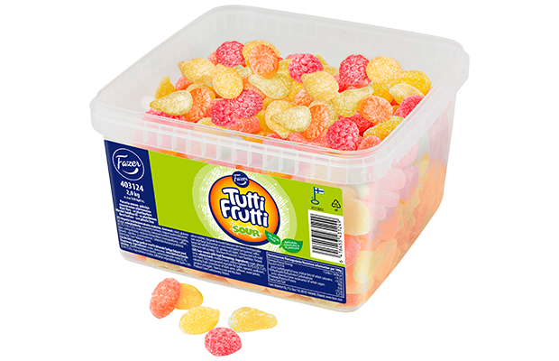 Tutti Frutti Sour 2kg