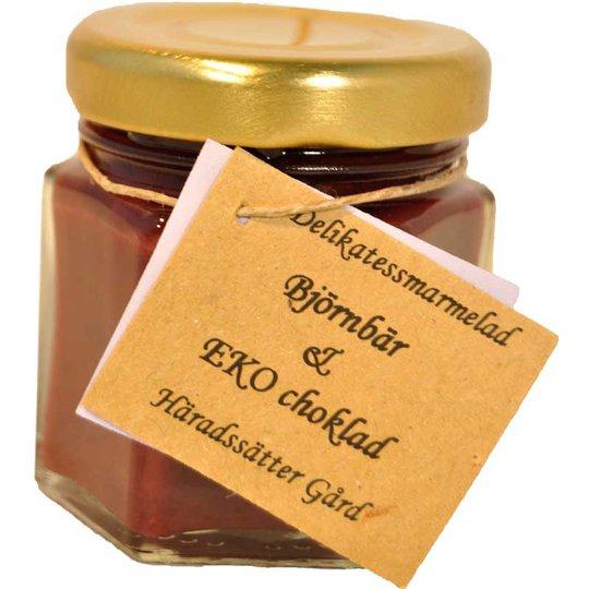 Marmelad Björnbär & Choklad - 62% rabatt
