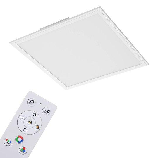 LED-panel Colour 45 cm x 45 cm med fjernkontroll