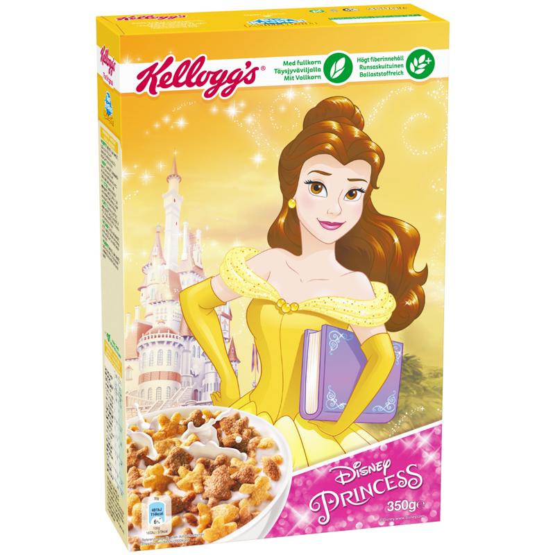 "Frukostflingor ""Princess"" 350g - 53% rabatt"