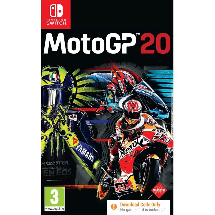MotoGP 20 (Download Code Only)