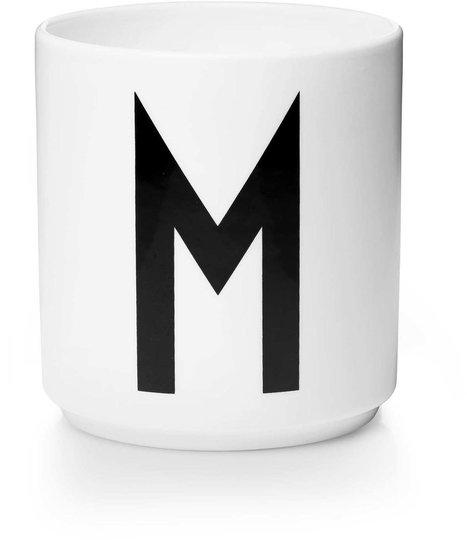 DL Kopp Porselen M, Hvit