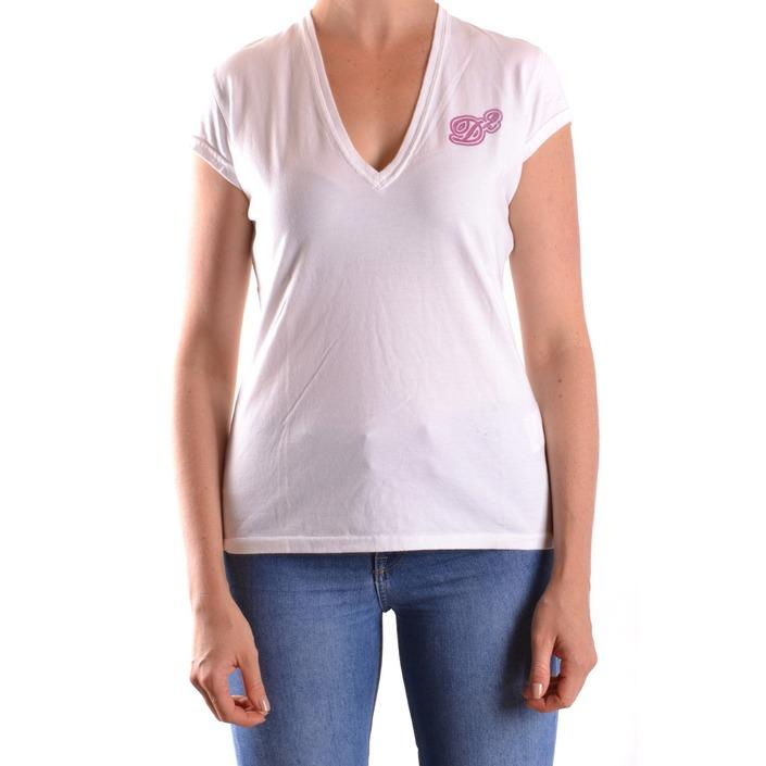 Dsquared Women's T-Shirt White 169796 - white M