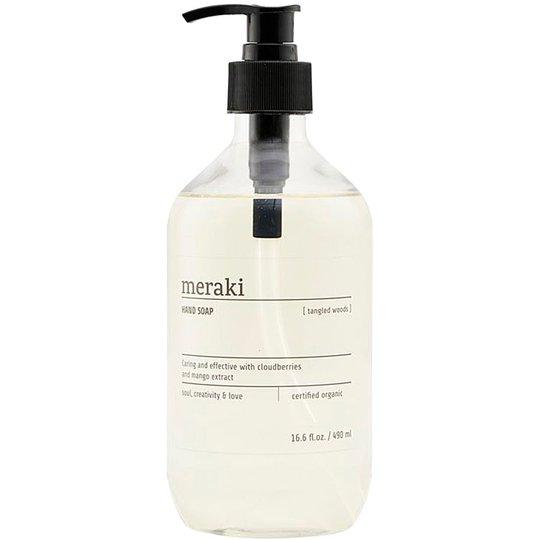 Tangled Woods Hand Soap, 490 ml Meraki Käsisaippua