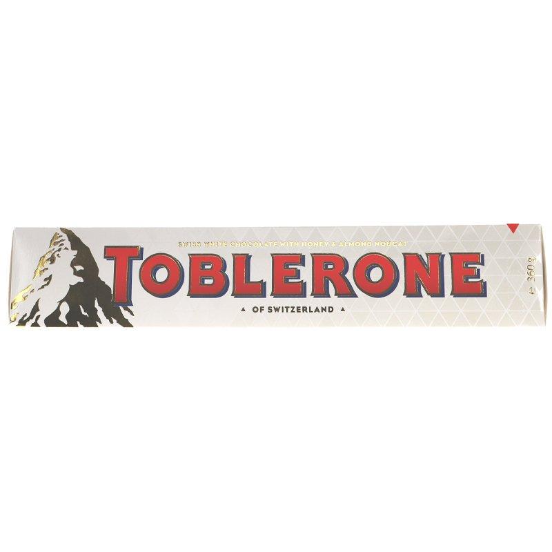 Toblerone Valkosuklaa - 57% alennus