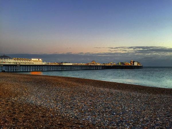 Brighton Walking Dinner