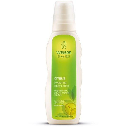 Weleda Citrus Hydrating Body Lotion, 200 ml