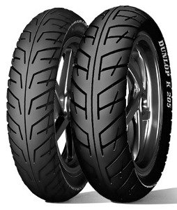 Dunlop K 205 F ( 110/80-16 TL 55V M/C, etupyörä )