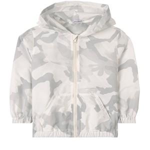 Dolce & Gabbana Camouflage Vindjacka Vit 10 år