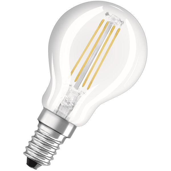 Osram PARATHOM Retrofit CLASSIC P LED-valo E14, 2700K kirkas, 4W