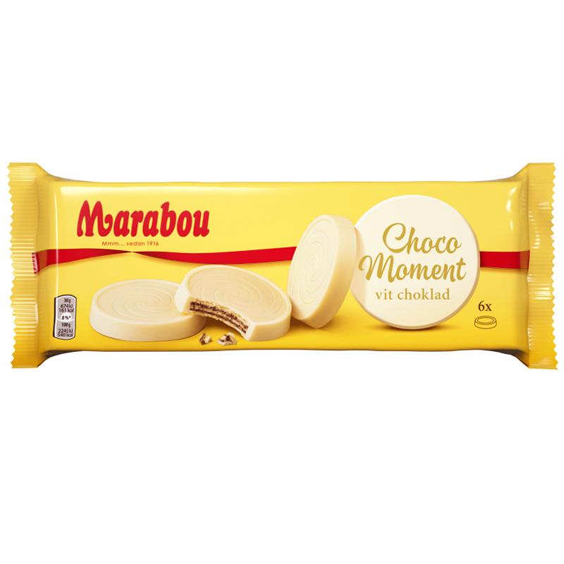 Choco Moment Vit - 28% rabatt