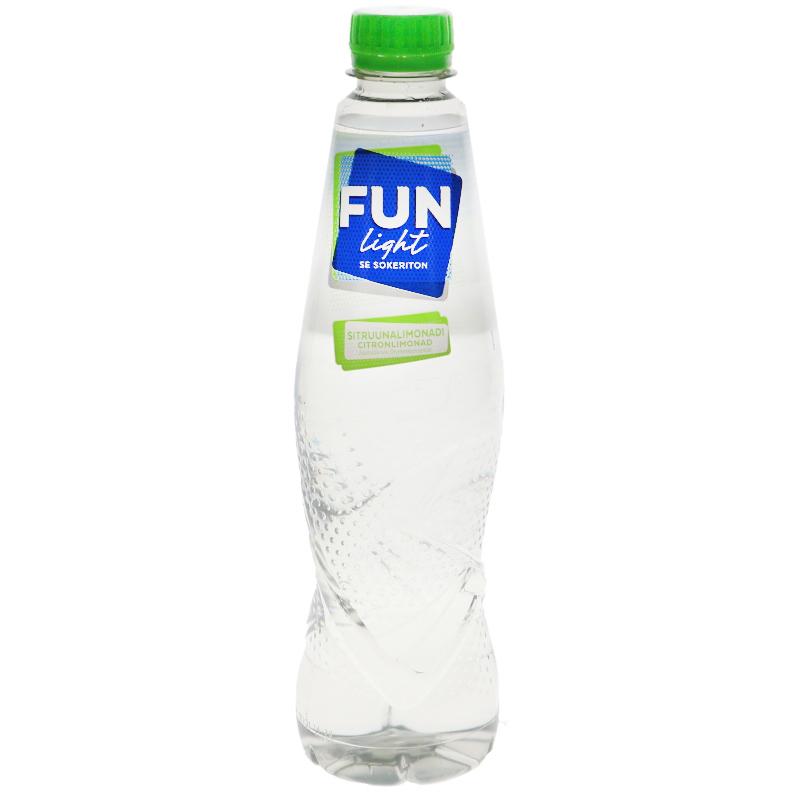 Juomatiiviste Sitruunalimonadi - 26% alennus