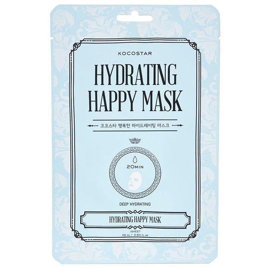 Hydrating Happy Mask, 25 ml Kocostar Kasvonaamiot