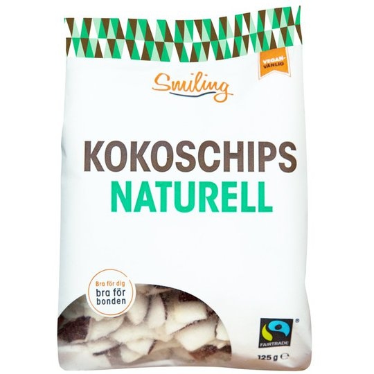 Kokoschips - 24% rabatt