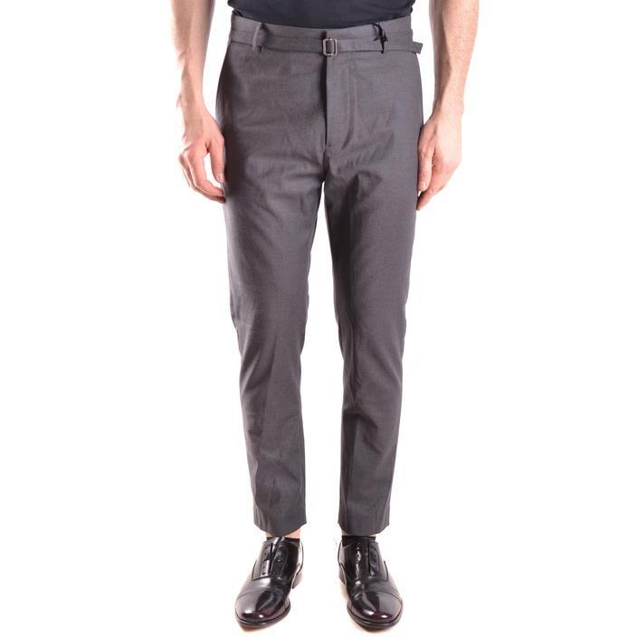 Daniele Alessandrini Men's Trouser Grey 163131 - grey 46