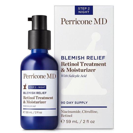 Blemish Relief Retinol Treatment & Moisturizer, 59 ml Perricone MD Seerumi