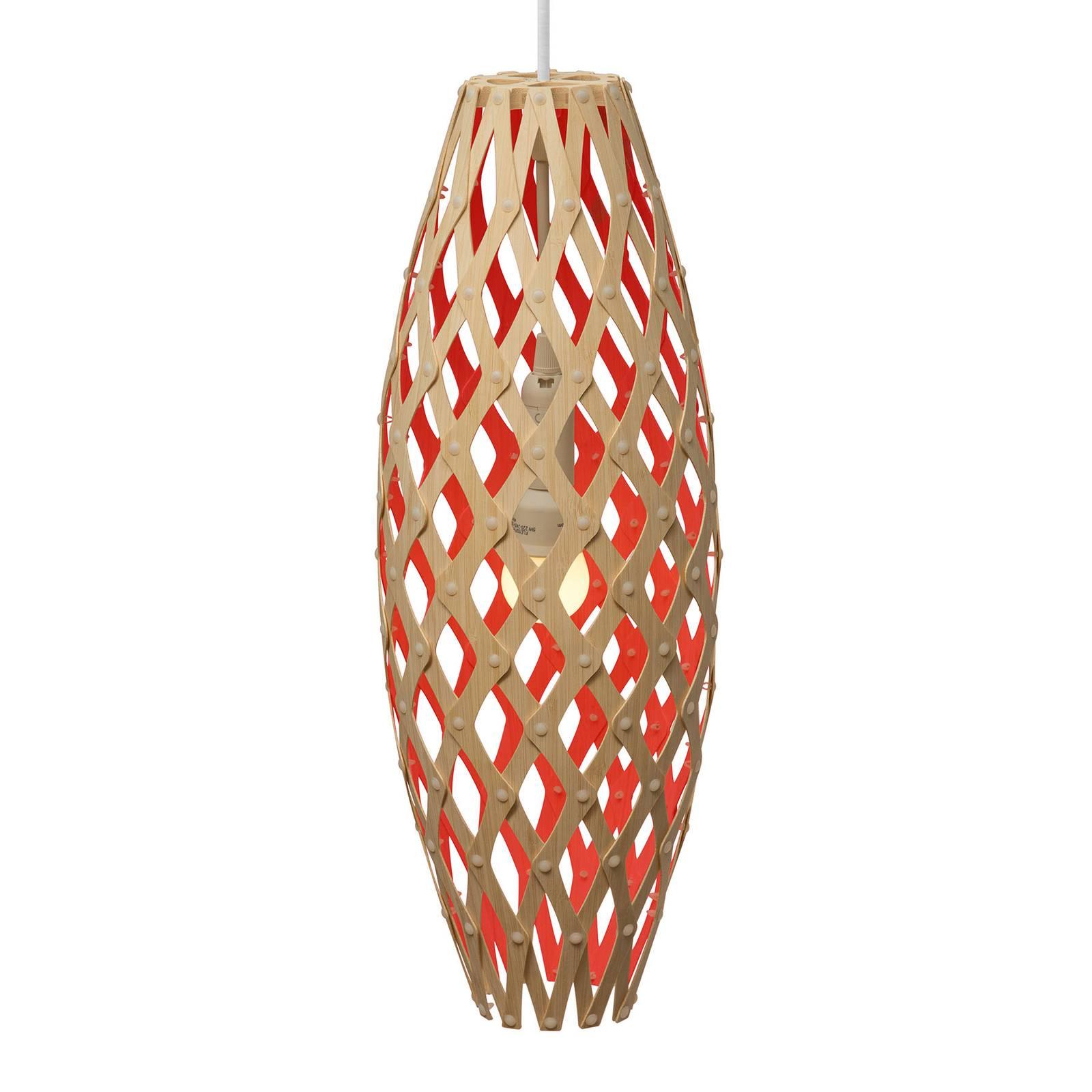 david trubridge Hinaki -riippuvalo 50 cm, bambu
