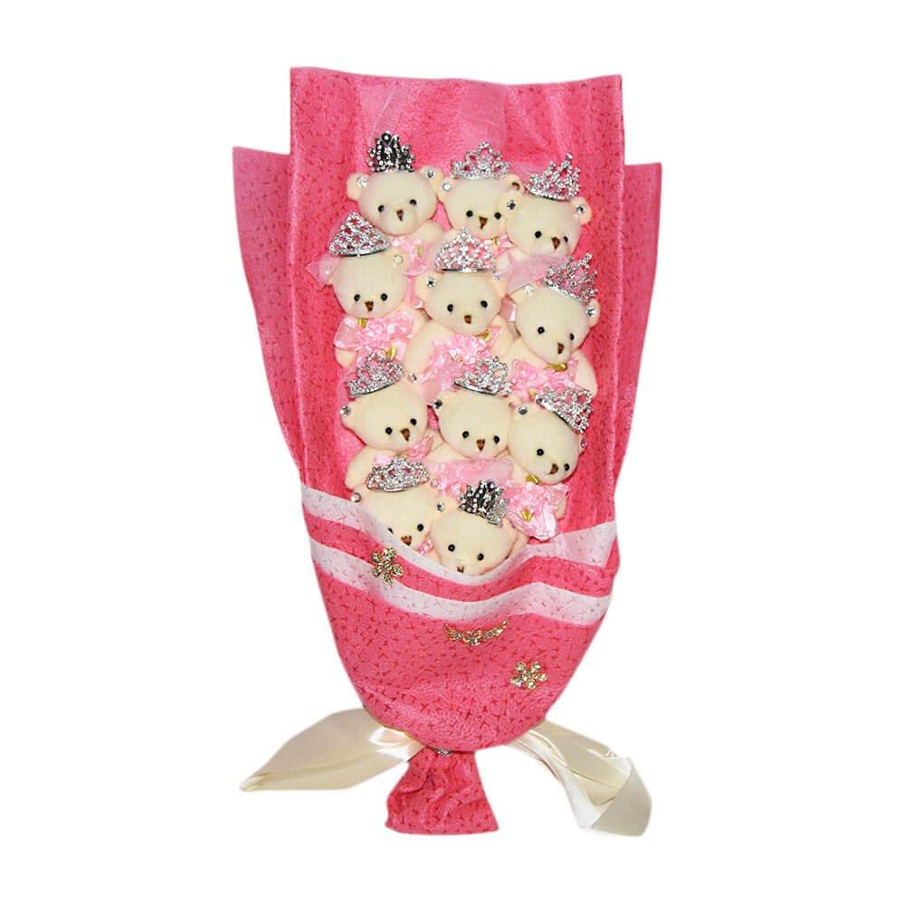 Bouquet of Teddy Bear (04629)