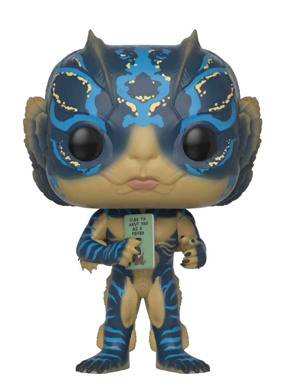 Funko! POP - VINYL - Shape of Water - Amphibian Man