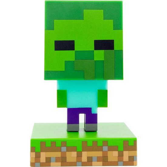 Minecraft - Zombie Icon Light (PP6592MCFV2)