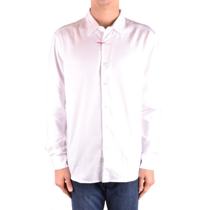 Altea Men's Shirt White 164082 - white 42