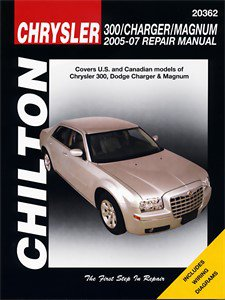Haynes Reparationshandbok, Chrysler 300/Charger/Magnum, Universal