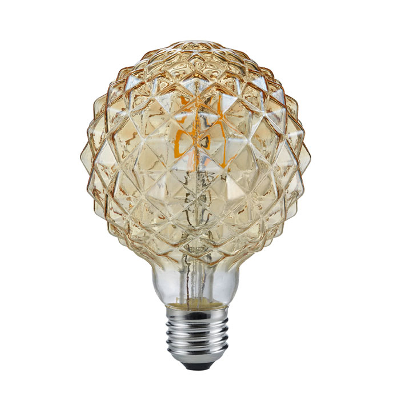 LED-globe-lamppu E27 4W 2700K meripihka
