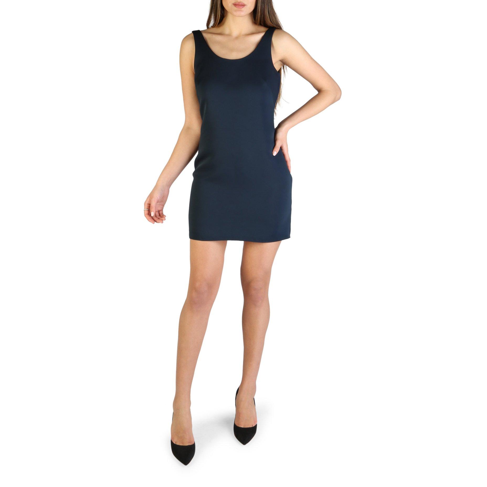 Armani Exchange Women's Dress Various Colours 3ZYA16_YNBAZ - blue 0