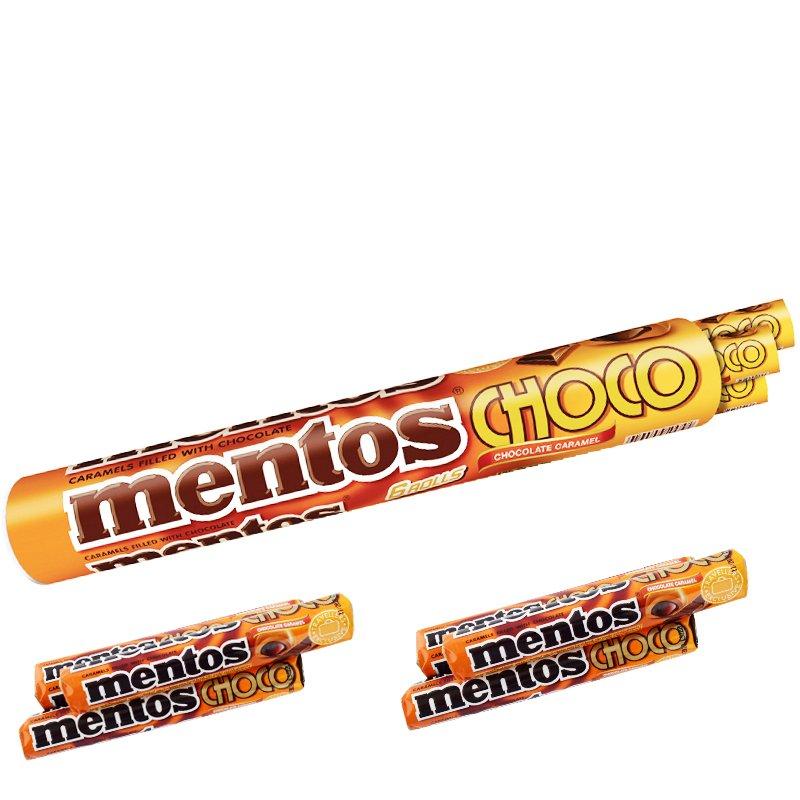 Choco Jumbo Roll 6-pack - 93% rabatt
