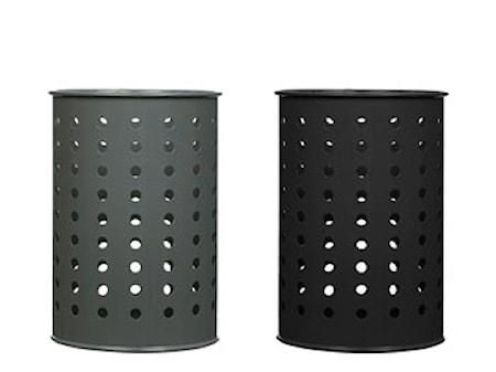 Bestickhållare 2ass 11,5 cm grå