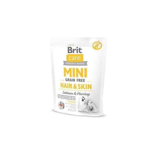 Brit Care Mini Grain Free Hair & Skin (400 g)