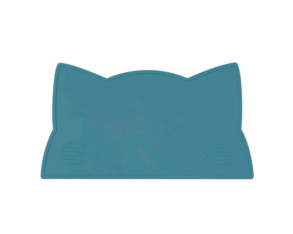 We might be tiny - Cat Placie, Petrol blue