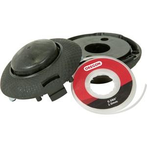Trimmertråd GSL SM 2,0 mm, 3-pack