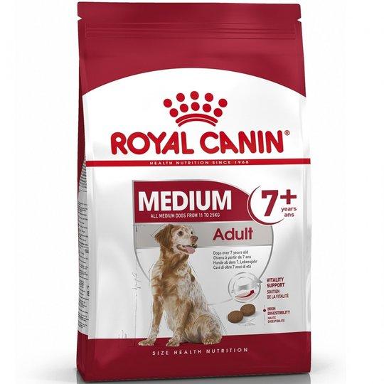 Royal Canin Dog Medium Adult 7+ (4 kg)