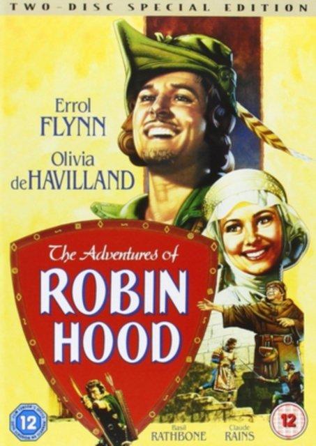 The adventures of robin hood – (UK Import)