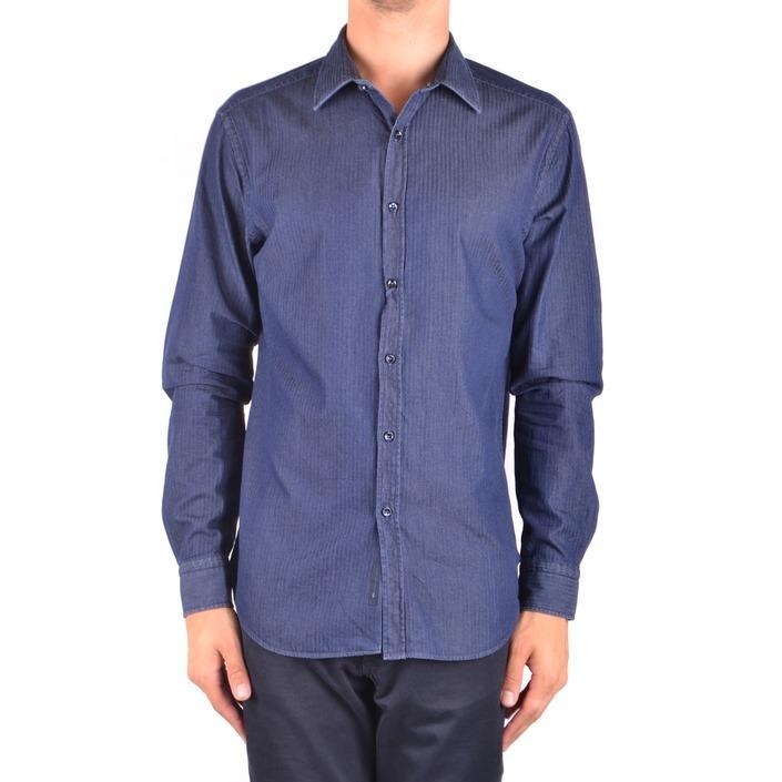 Jacob Cohen Men's Shirt Blue 163785 - blue 41