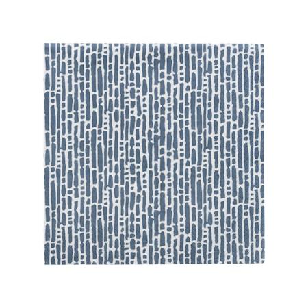Ultima Thule servett 33x33 cm blå