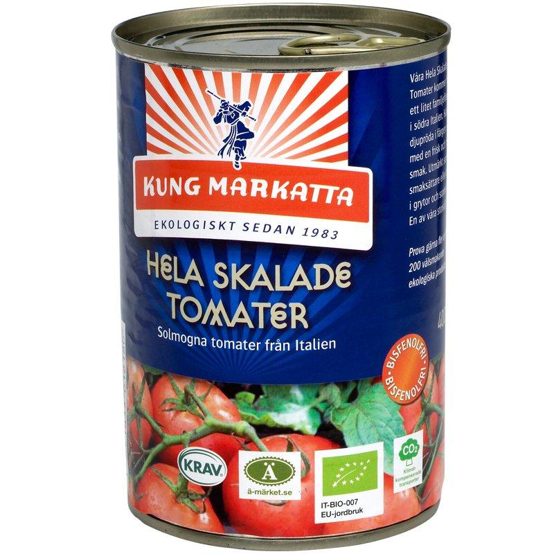 Eko Hela Skalade Tomater - 14% rabatt