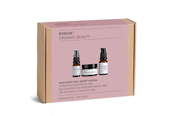 Evolve - Discovery Box: Ageing Well - Giftset