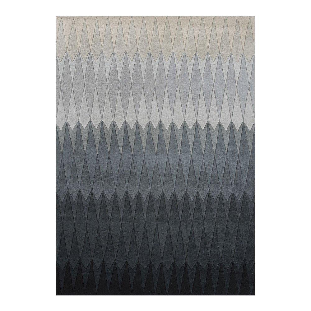 Matta ACACIA 140 x 200 cm grå, Linie Design