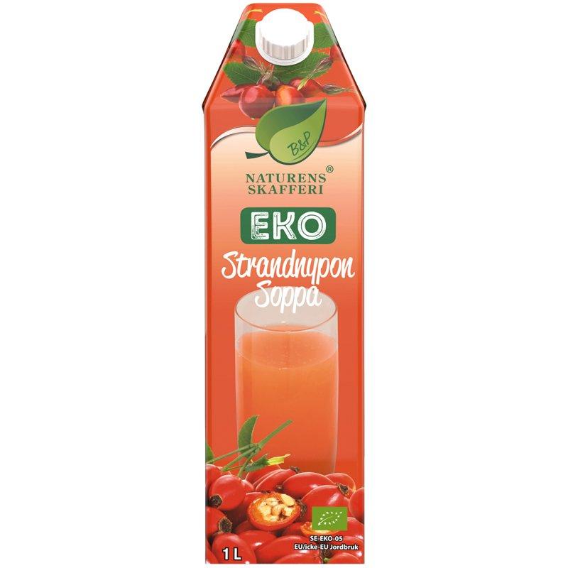 Eko Strandnyponsoppa - 18% rabatt
