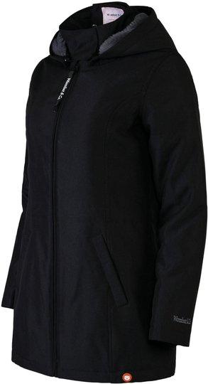 Wombat Wallaby Bærejakke, Black/Grey S